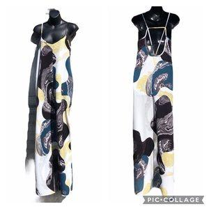 TopShop Long Sheath Dress